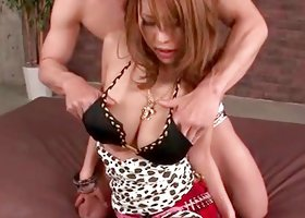 Big asian amateur pussy creampie HD