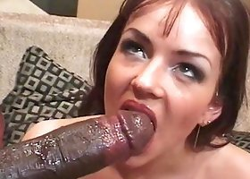 Kate Moore enjoys sucking and riding Lexington Steele's BBC
