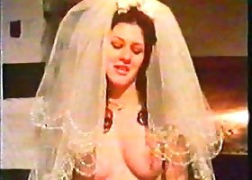 RETRO WEDDING ORGY