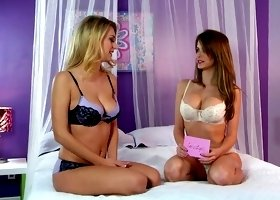 Tit baring babes answer questions