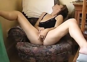 Amateur mature homemade